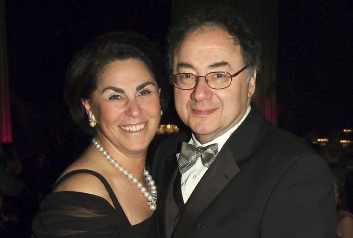 Хани и Барри Шерман