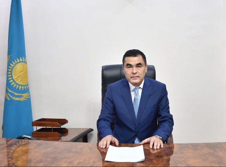 Тажибек Мусаев. Фото пресс-службы акима ЮКО