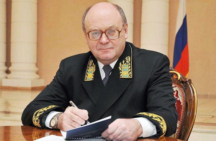 Владимир Тюрденев, посол России в Узбекистане