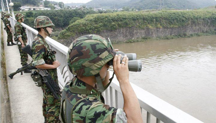 Солдат Южная Корея