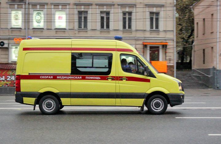 Машины скорой помощи вКазахстане перекрасят влимонный цвет