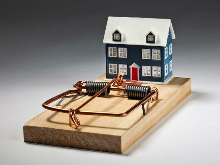афера с жильем