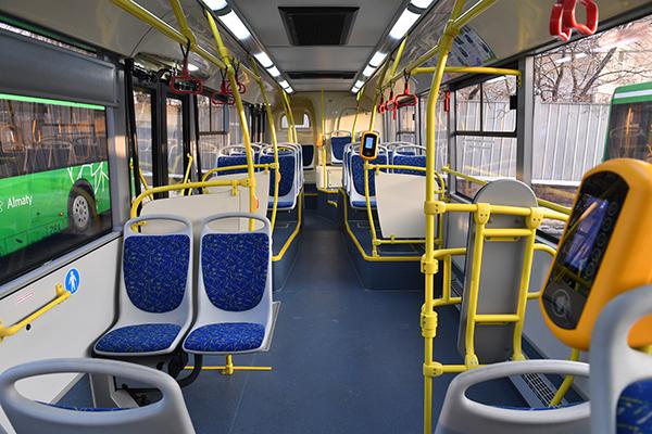 автобусы алматы
