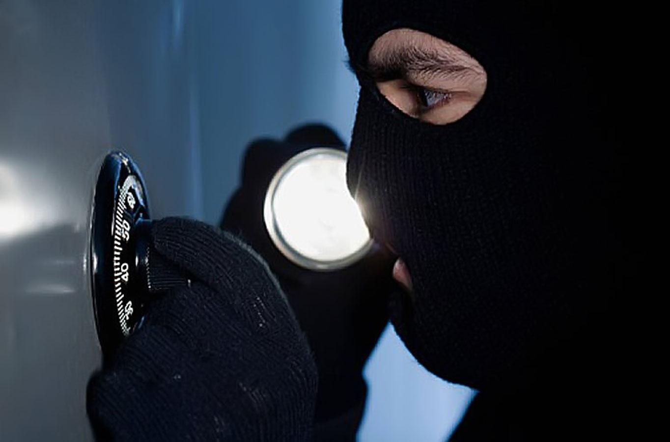 кража из сейфа
