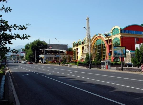 проспект назарбаева