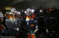 забастовка шахтинск