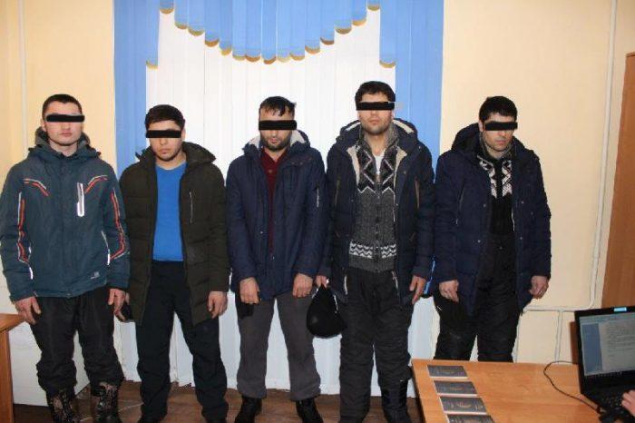 задержанные в петропавловске