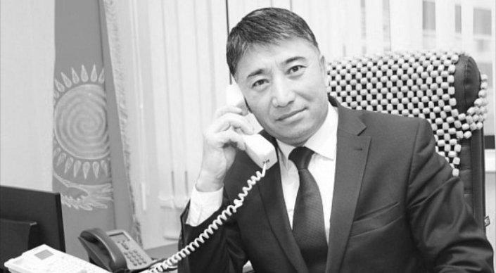 Талгат Рысбеков