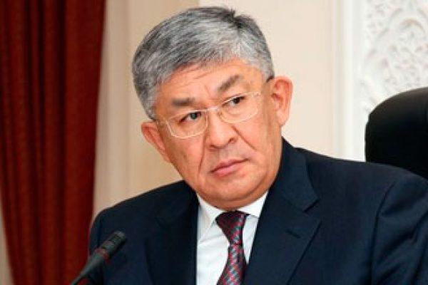 Крымбек Кошербаев