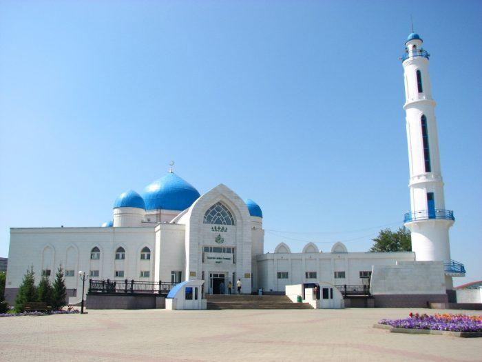 мечеть садуакаса кажы в астане