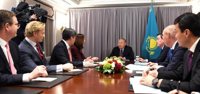 назарбаев и фридман