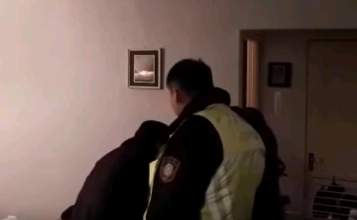 Полиция работает на месте преступления