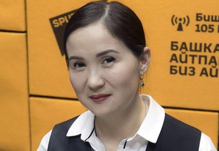 А. Сагынбаева