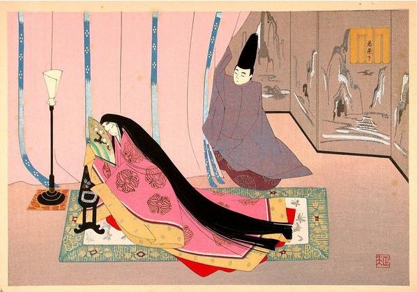 Древний японский секс — photo 1