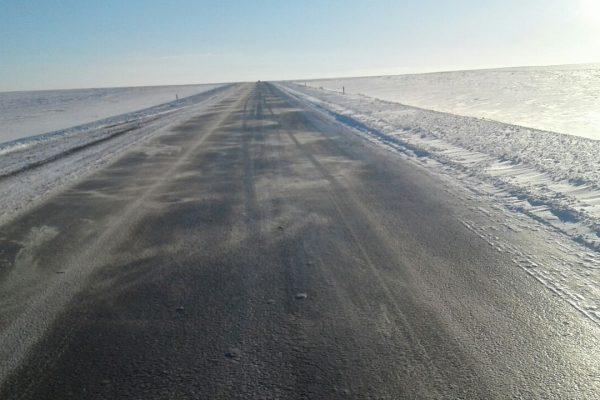 zakrytie dorog 600x400 - Open the road in the direction of Nur-Sultan — Temirtau