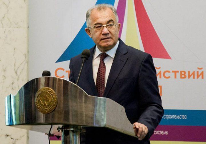 Акмаль Саидов. Фото: Sputnik