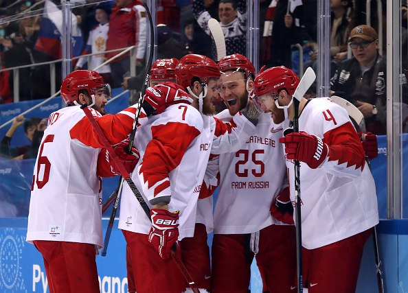 Хоккей, Фото из соцсетей