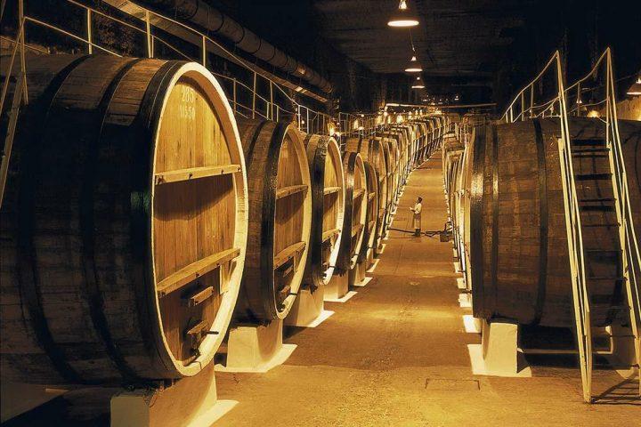 Инкерманский завод марочных вин. Источник: tripadvisor.com
