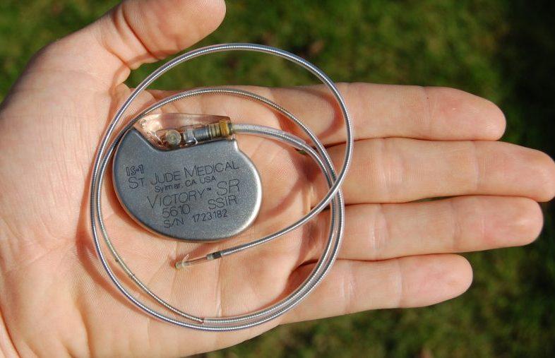 Кардиостимулятор. Фото из открытых источников