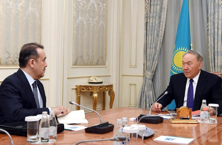 Назарбаев Масимов