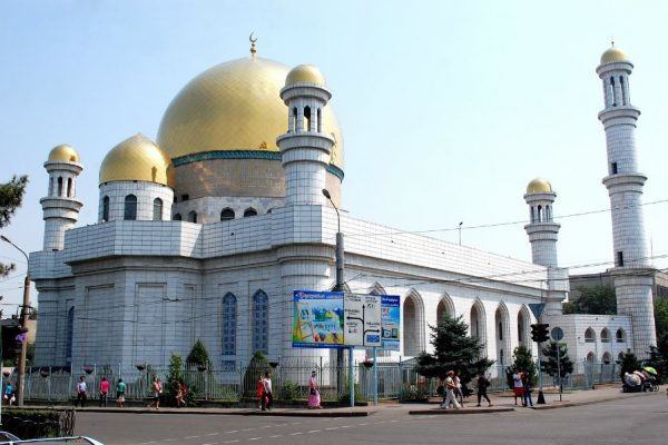 Мечеть Алматы