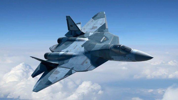 Су-57. Фото: Министерство обороны РФ