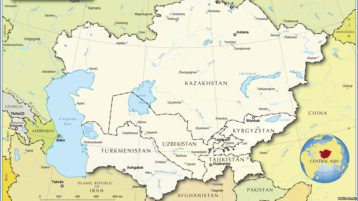 TSA - In Central Asia remains a tangle of contradictions — Masaulov