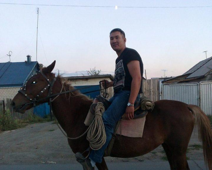 "Тамерлан Акназаров. Фото из ""ВКонтакте"""