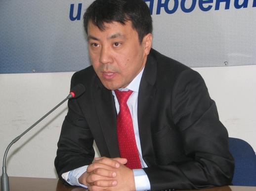 Бауыржан Азанов