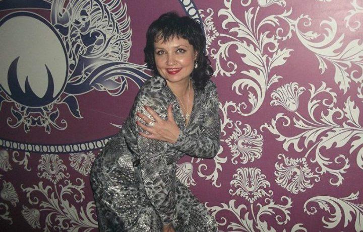 Елена Темникова. Источник: РИА Новости