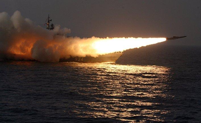 Запуск гиперзвуковой ракеты. Фото: РИА Новости