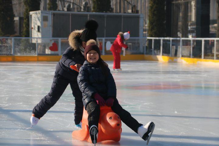 Фото: спортивно-информационный хаб Алматы