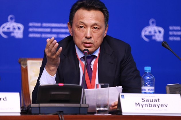 Сауат Мынбаев