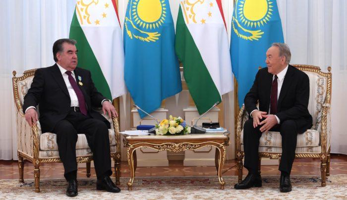 назарбаев рахмон