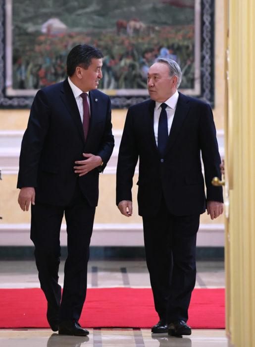 назарбаев жээнбеков