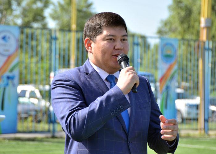 Куат Тумабаев. Источник: altaynews.kz