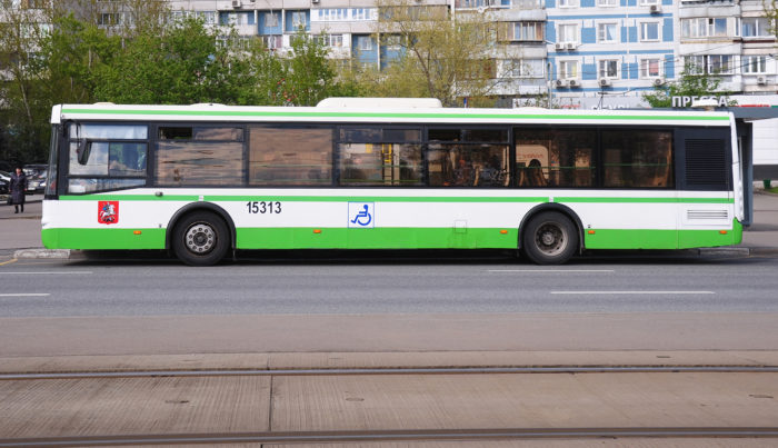 автобус москва