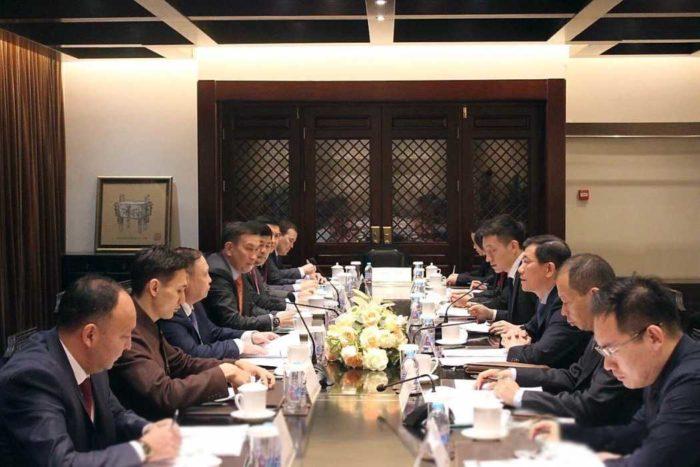 казахстан китай консультации