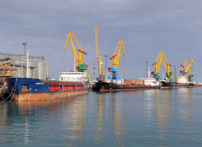 порт актау