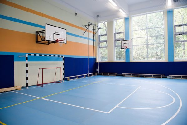 sportzal v shkole 600x400 - Gyms and cinemas will return to work