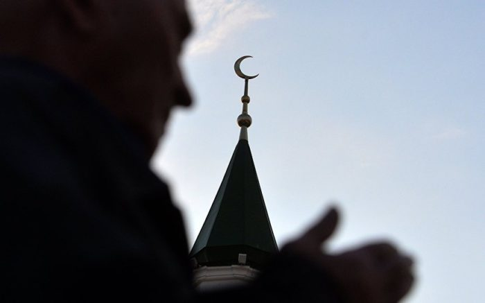 мечеть намаз азан