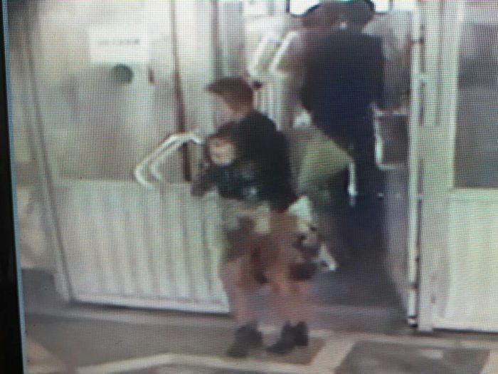 ребенка бросили на автовокзале в костанае
