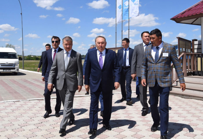 назарбаев вко