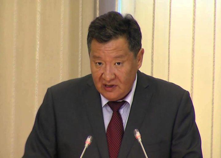 Бакытжан Джаксалиев. Кадр с YouTube