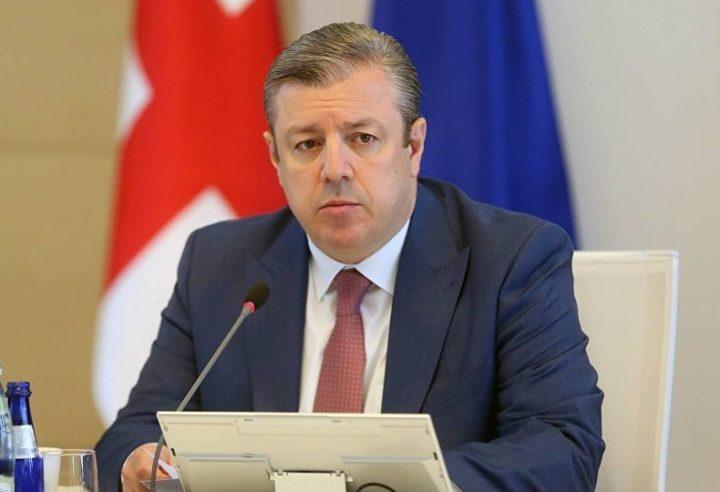Георгий Квирикавшвили. Источник: Sputnik Грузия