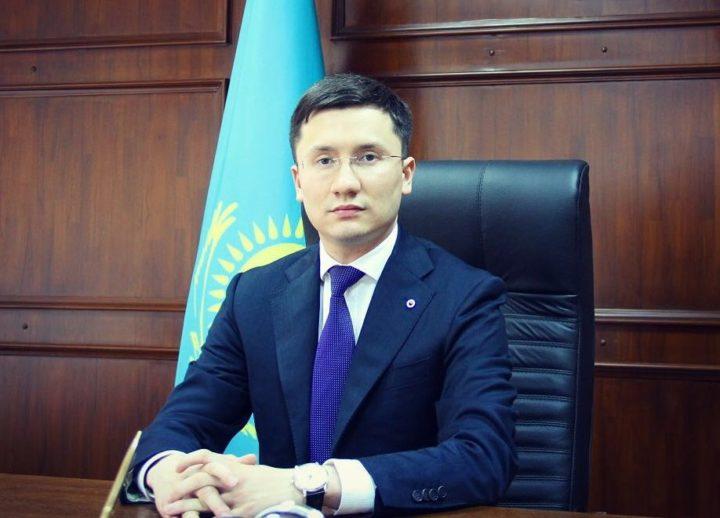 Олжас Смагулов. Фото: пресс-служба акимата Актюбинской области