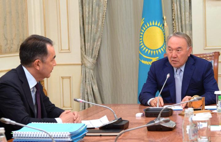 Назарбаев Сагинтаев