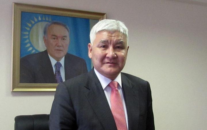 Борис Джапаров. Источник: e-history.kz