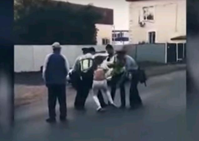 женская драка уральск задержание