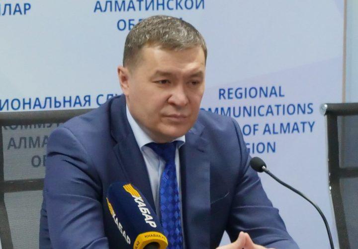 Данияр Турганбаев